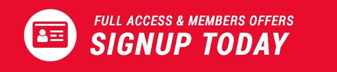 Member Signup